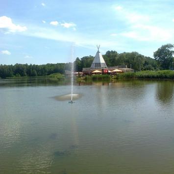 Park Przygód Górecznik w Antoninie - zdjęcie