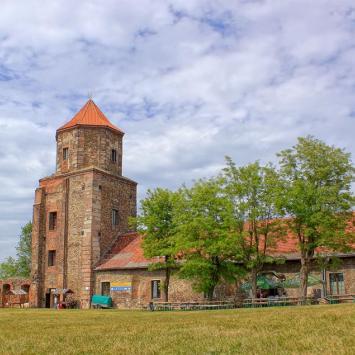 Zamek w Toszku - zdjęcie