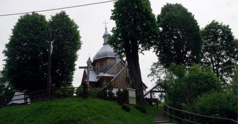 Cerkwie i cmentarze – na bieszczadzkich szlakach - zdjęcie