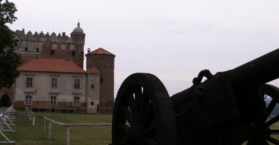 Coś dla miłośników staroci -Zlot Zabytkowych Traktorów Golub-Dobrzyń - zdjęcie