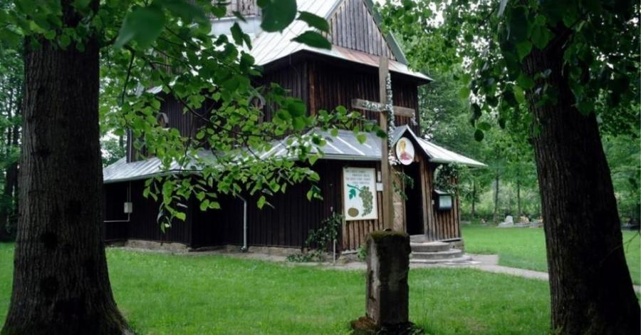 Cerkiew w Chmielu, Zbyszek Mat