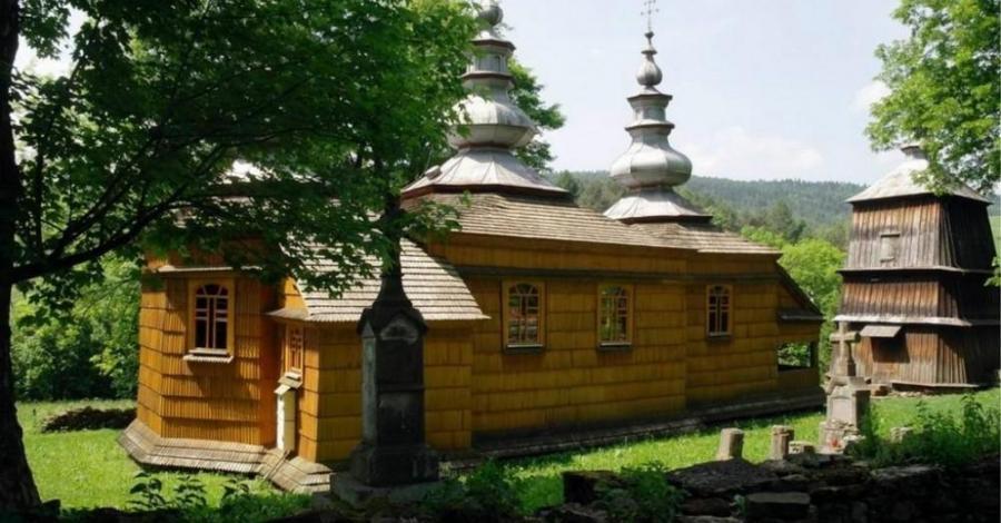 Cerkiew w Rzepedzi - zdjęcie