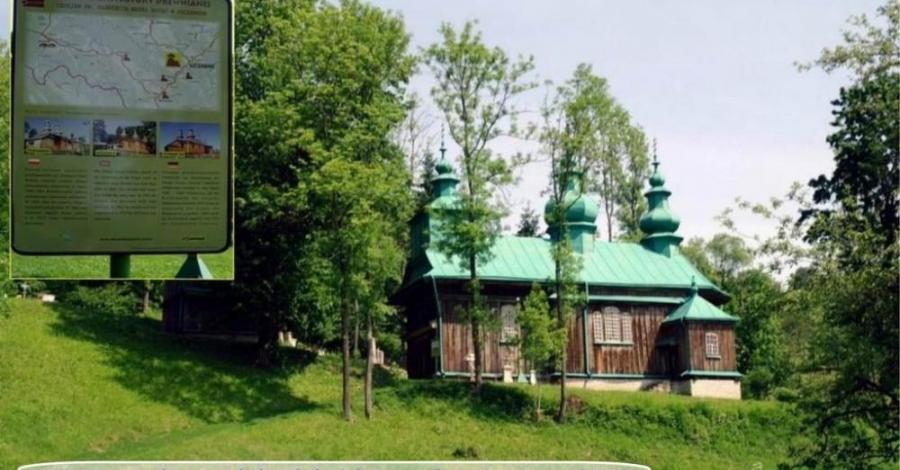 Cerkiew w Szczawnem - zdjęcie