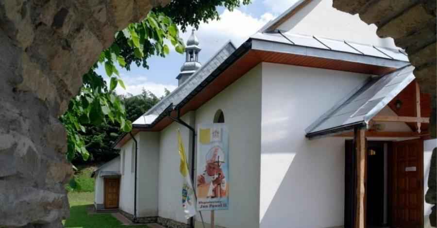 Cerkiew w Zwierzyniu - zdjęcie