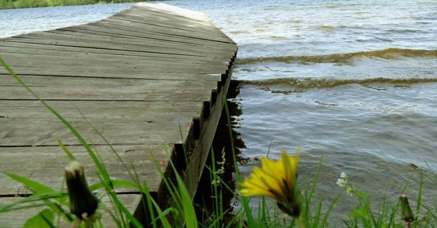 Jezioro Mausz - zdjęcie