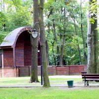 Park Giszowiecki w Katowicach
