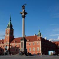 Zamek i Kolumna Zygmunta