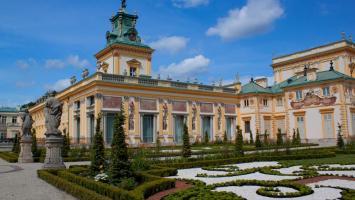Wilanów czyli villa nova - zdjęcie