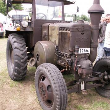 Warka i kolejny zlot zabytkowych traktorów :) - zdjęcie
