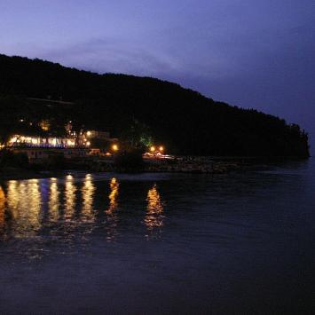 Orłowo - nocny spacer - zdjęcie