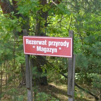"""Rezerwat """"Magazyn"""""""