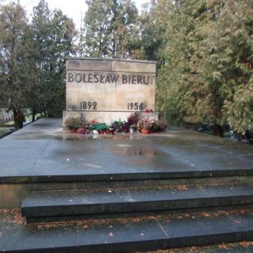 Warszawa cmentarze Wojskowy - zdjęcie