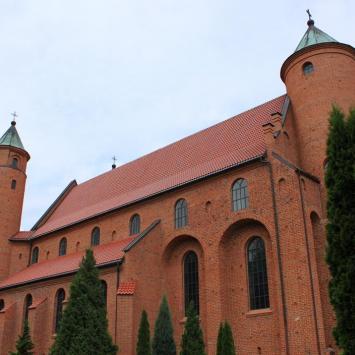 Kościół w Brochowie - zdjęcie