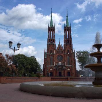 Kościół w Żyrardowie
