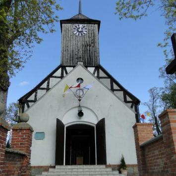 Sanktuarium w Sianowie