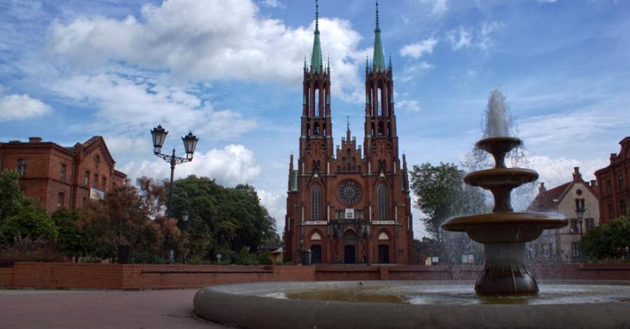 Kościół w Żyrardowie - zdjęcie