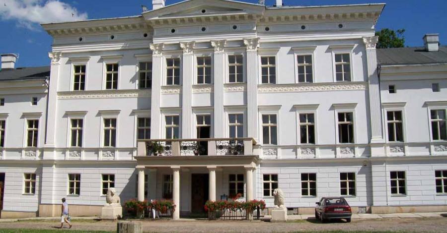 Pałac Jedlinka w Jedlinie-Zdrój - zdjęcie