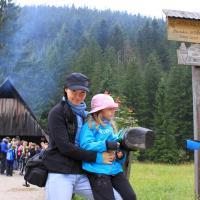 Bacówka w Tatrach