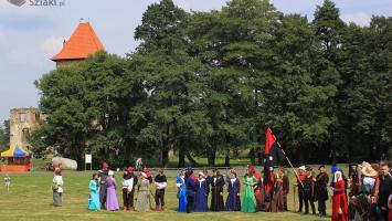 XIII Jarmark Średniowieczny w Chudowie - zdjęcie
