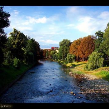 Pogórze Śląskie: Cieszyn