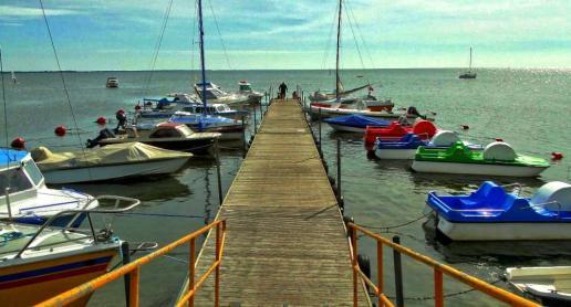Zatoka Pucka - zdjęcie