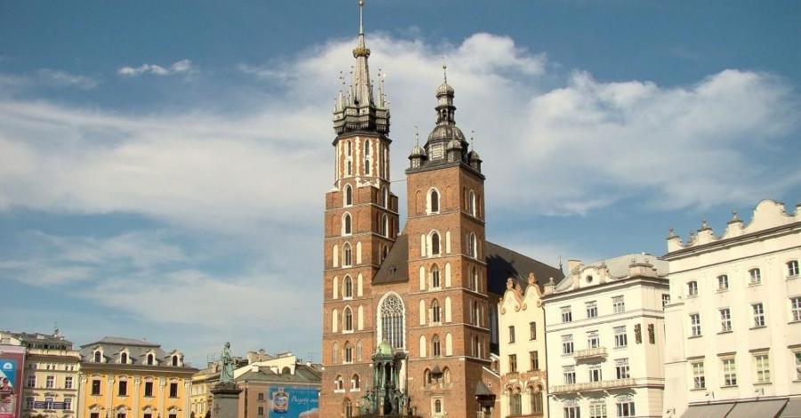 Spacer po Krakowie - zdjęcie