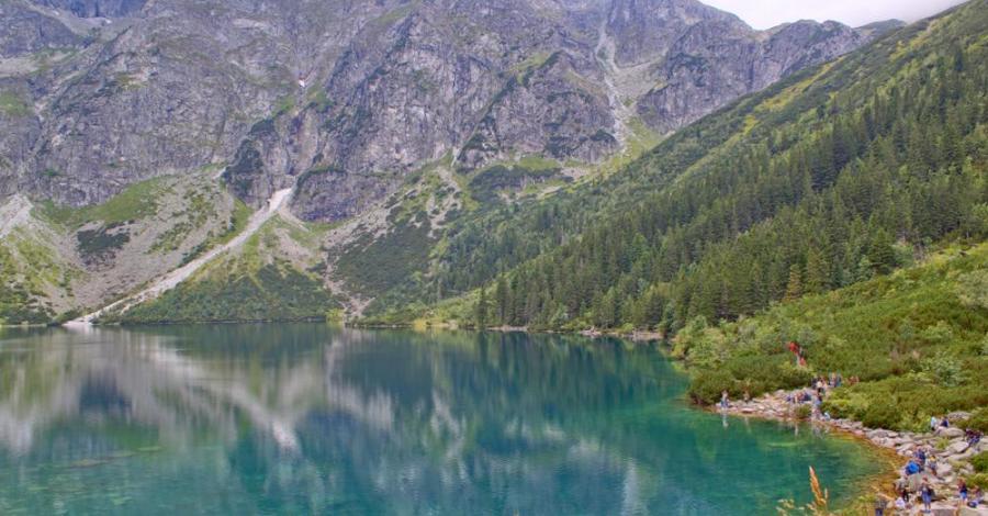 Tatrzański Park Narodowy - zdjęcie