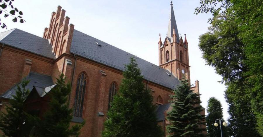 Sanktuarium w Swarzewie - zdjęcie