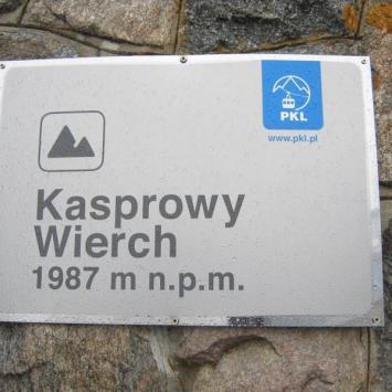 Przełęcz Świnicka - zdjęcie