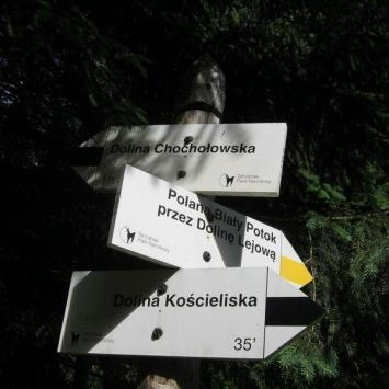 Z Doliny Lejowej do Miętusiego Przysłupa - zdjęcie