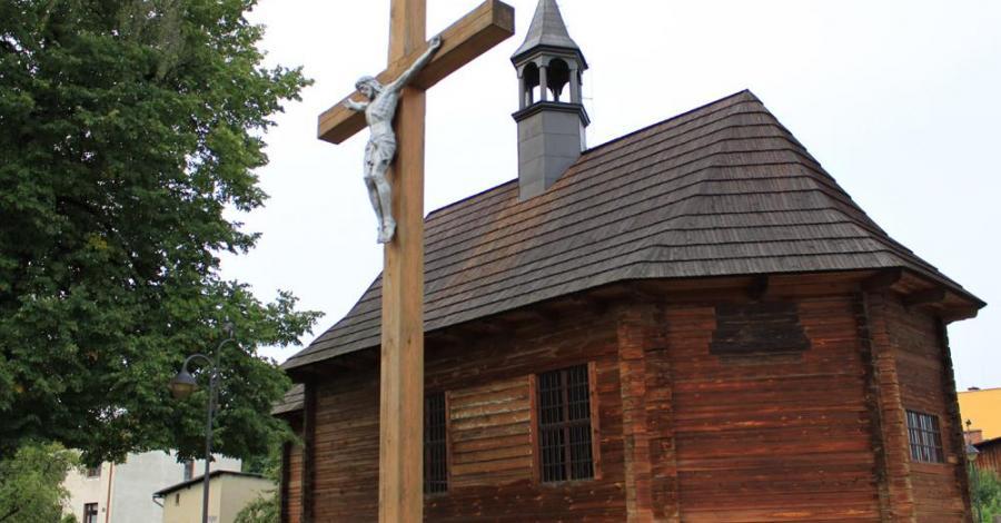 Drewniany kościół Św. Anny w Lublińcu - zdjęcie