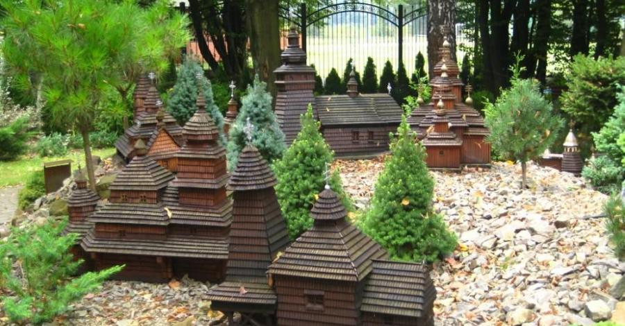 Park Miniatur Sakralnych w Myczkowcach - zdjęcie