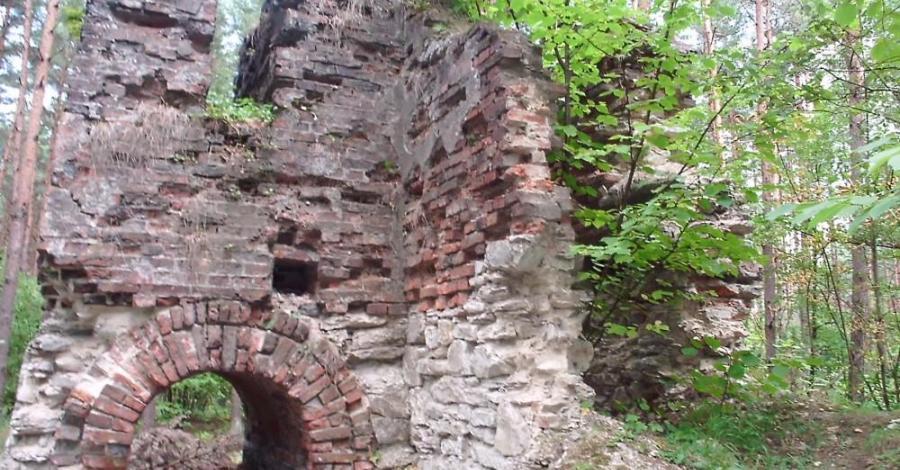 Stara Prochownia w Ogrodzieńcu - zdjęcie