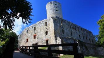 Babice - Wygiełzów i zamek Lipowiec - zdjęcie