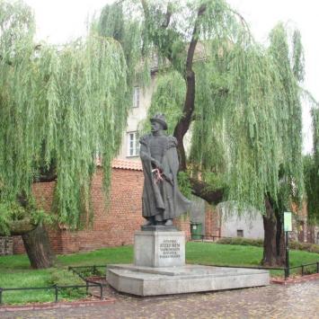 Pomnik generała Bema w Tarnowie