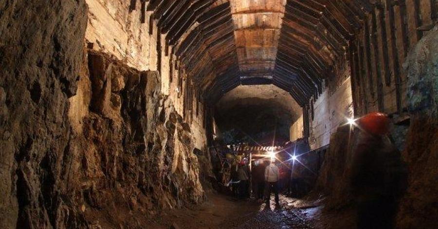 Projekt Riese w Górach Sowich - zdjęcie