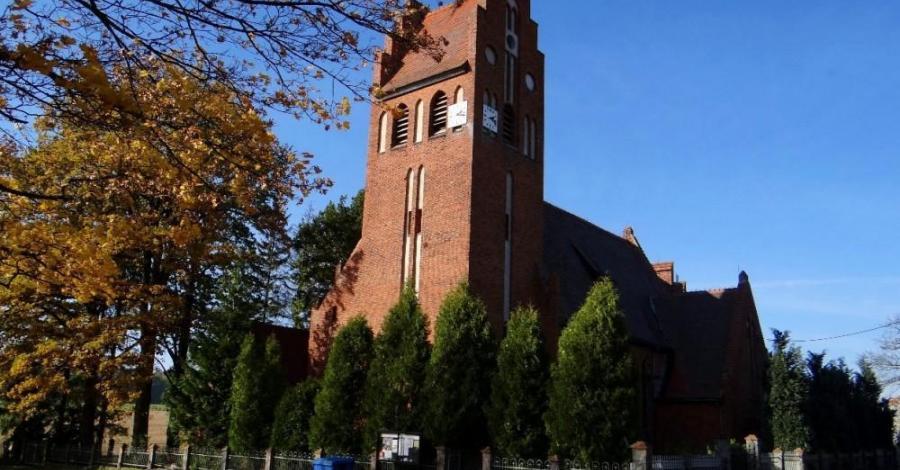 Kościół w Hopowie - zdjęcie