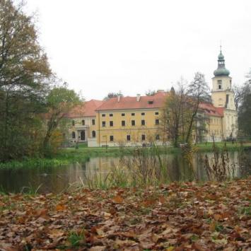 Barwy jesieni w Rudach Raciborskich