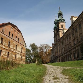Opactwo w Lubiążu