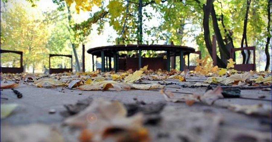 Jesienna Bydgoszcz - zdjęcie