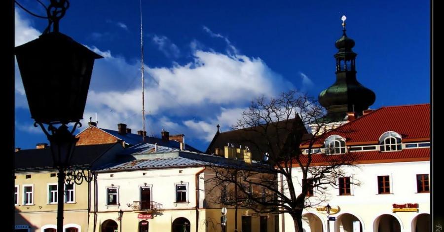 Beskid Niski: Krosno - Niepowtarzalne miasto w wyjątkowym miejscu. - zdjęcie