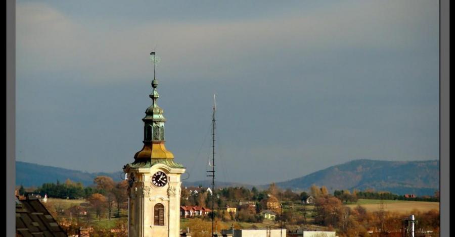Pogórze Cieszyńskie: Skoczów - zdjęcie
