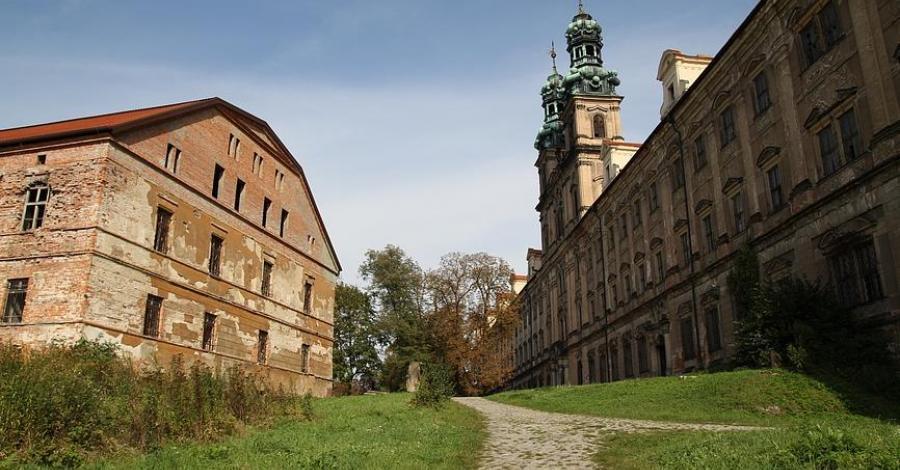 Opactwo w Lubiążu - zdjęcie