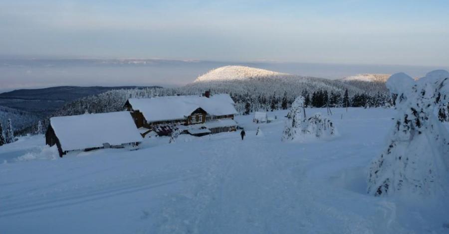Schronisko na Śnieżniku - zdjęcie