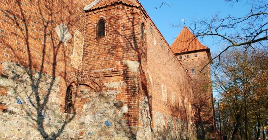 Zamek w Nidzicy - zdjęcie