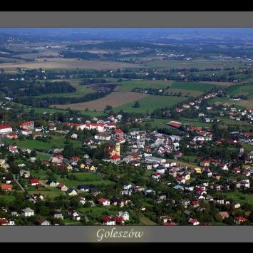 """Pogórze Cieszyńskie: Goleszów -  szlak czerwony """"Jasieniowa"""""""
