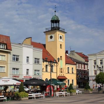 Rynek w Rybniku - zdjęcie