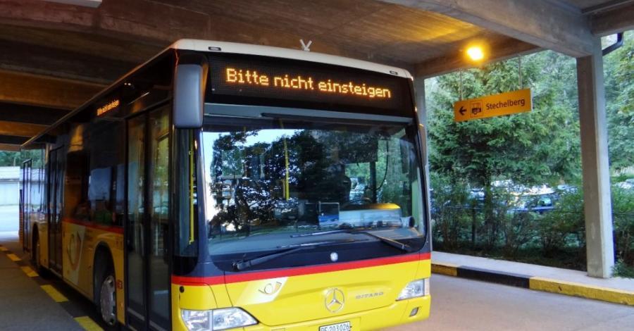Szwajcarskie wędrówki - zdjęcie