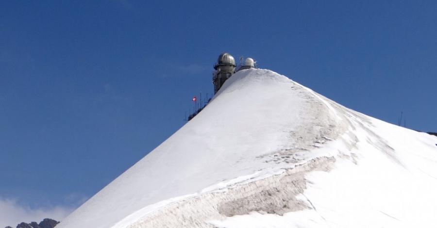 Top of Europe - zdjęcie
