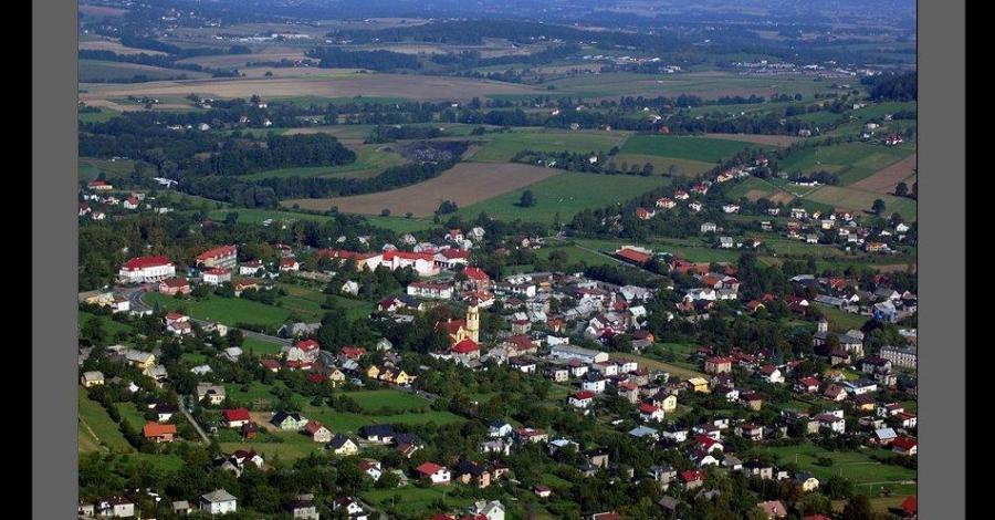 """Pogórze Cieszyńskie: Goleszów - szlak czerwony """"Jasieniowa"""" - zdjęcie"""